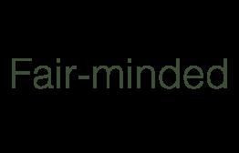 Humanitarian Fair minded