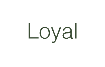 Humanitarian Loyal