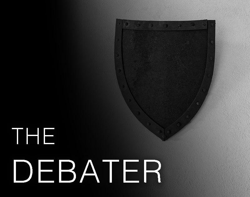 Debater-personality