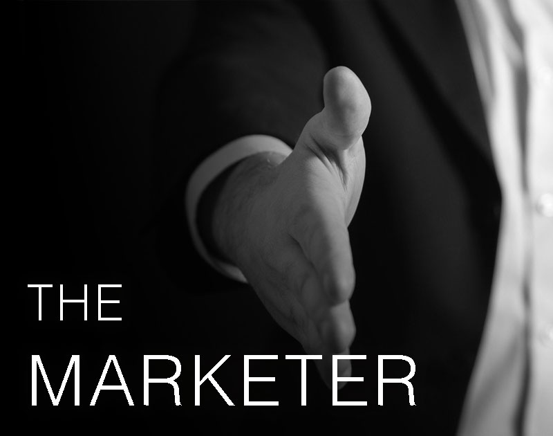 Marketer-personality