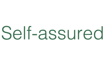 Self-assured